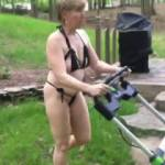 I can't wait for summertime so I can mow my lawn naked this time!