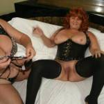 Party time with my fire hot redhead Mitzy!