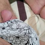 I love wearing panties