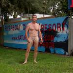 Local nudist park after moving to Florida