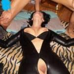 she suck new cock and show tits and pussy