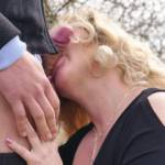 Lustful wife sucking stranger cock! - What do u say???