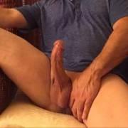 Ya gotta love a big dick, right? What do you think?