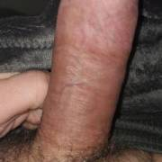 My husbands big dick makes my pussy start dripping just thinking about it! I know there are some women that aren't fans of sucking dick but I AM! When it goes in my mouth I start to moan and my panties are soaked by the time he cums in my throat!