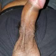 Hard dick and heavy balls