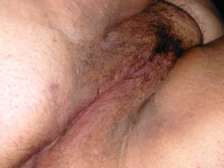 a pic of my horny pussy