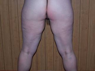 """First pic from Wifey\'s """"Rear View in Heels"""" series... we hope you like and, as always, comments are welcome!  ;"""