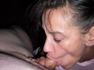 oh nice!!! like to have your mouth wrapped round my cock and your tongue danceing on my knob..I,m sure your pussy would be very juicy after sucking cock and ready for licking out and cocking mmmm