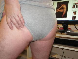 Love you to touch up my tight ass through my briefs, patti xxxxxx
