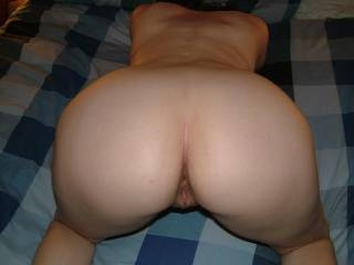 lovley ass and pussy verry fuckable