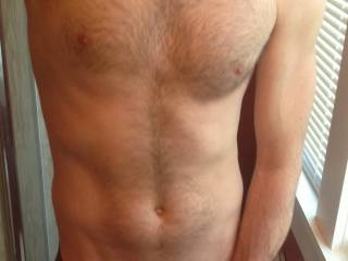 Wanted to see what you thought about my body?  If you want nude pics check out my other pics.