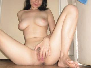Pussy so wet!