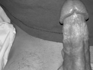 "Great looking cock.. I'd enjoy watching you giving it ""Hot n Hard"" to my sexy cock hungry wife!"