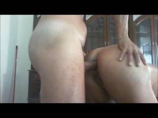 starting the afternoon anal sex