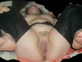 What a fantastic fucking view.... I want to climb between your thighs and thrust my big cock right up your juicy cunt, stuffing you full of cock meat till I spunk a big, thick load deep inside xx