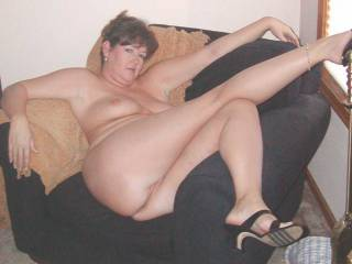Sexy mature milf posing. What do you like the most?