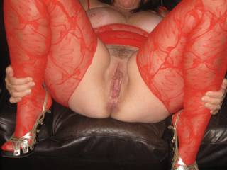 mmmm, i'd love to tongue-tease your clit while i lick and and finger-fuck your pussy until you gush over my lips and tongue so that i can savor your flavor while i fuck you   }:)