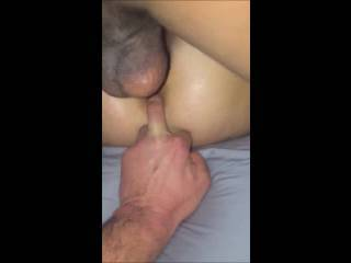 We had a pleasurable time with our guest...loved using and abusing his big black thick cock...creamed it many times and loved him cuming in my sexy cunt...we had great fun!