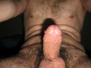 Mmmmm, back looking at your sexy cock!!!  Love to get together and would love to suck you good!!