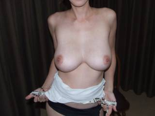 if there is such a thing as perfect tits.....