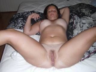 Oh yes, yes, yessssssss! such an attractive little pussy too, I want to gently push the tip of my tongue into your pussy while I bury my face in your pussy and lick you to several orgasms! thanks for a brilliant pic!