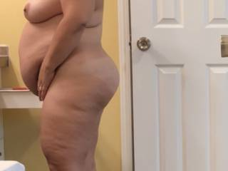 Getting ready to have sex.