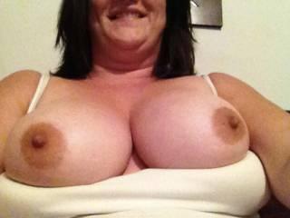 Her big sexy Tits