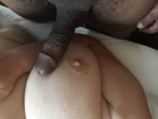 She is ready for  those titties to be fucked