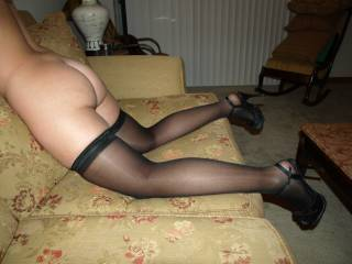 By special request from deano1575, who loves to be teased.  I hope these do the job and get your cock rock hard for me. Don\'t forget to show me your excitement. These were taken after a night out with my hubby, do you like my sexy outfit?