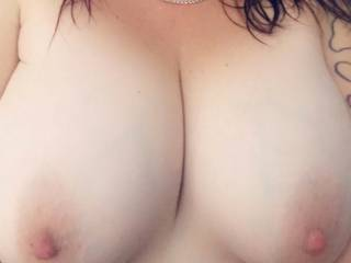 My partners favourite thing to do is take pics of my boobies
