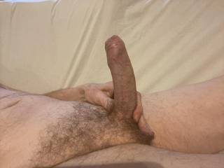 Would you like to deal with my foreskin?