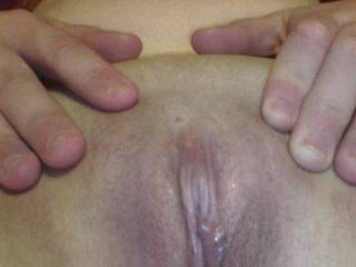 finger you, lick you, fuck you and then lick my thick creamy cum out of you ;) x