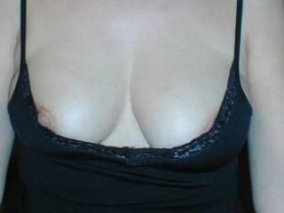 nipple slip