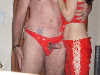 A very sexy couple....lovely photo...x