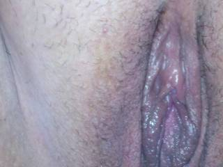 I wanna lick your juicy pussy and slide my cock in and fuck you real good and fill it with my cum.