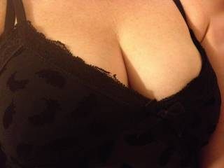 Oh yeah! I'm stroking my cock right now just thinki g about having those beauties wrapped around it titty fucking