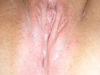 Dripping wet....