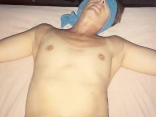 my body exposed