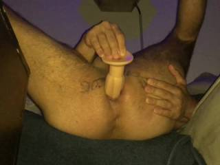 I hope you like this one! I ended up fucking myself with my first cum. But the camera ran out of battery. I will shoot a new video tomorrow where you can enjoy me cuming on my toy and inserting it back on until I cum again. Ok? Would you like that?