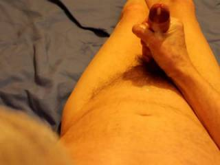Part 2 of yesterday\'s video showing me enjoying myself - quite a lot - on my back.