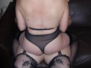 me and lilmissnawty getting a little cosier.. do you like the view of my ass?