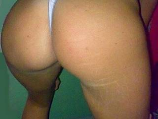 picture perfect, love to pull then thongs off with my teeth n PENETRATE you deep n hard..... fill your hungry love holes with CUM....