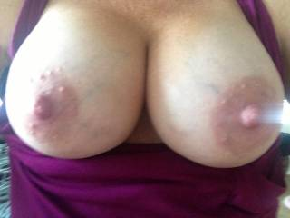 Well you have mine... But I can not hear what your saying your tits are talking to me 😍
