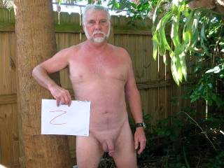 You are one fine looking man with a very fine looking looking cock to complete the package. YUMM !!!