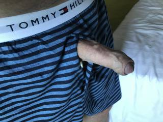 Do YOU want to pull my foreskin all the way back and then ??
