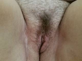 Wife\'s pussy first thing in the morning