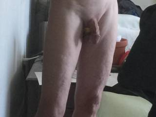 Just a small cock...