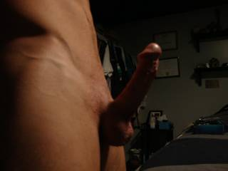 Mmmmm, I'd enjoy feeling it blowing all over my Titties...Anywhere else you'd enjoy cumming over?