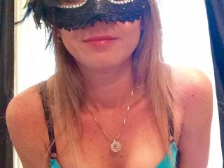 """No doubt about it that when Gorgeous Hott Women wears a sexy mask such as this Hott Babe then I must admit it is one of my biggest turns on's ever for sure!!! Bye the way honey I would love to have mad Sex with you while wearing your Mascaraed"""""""" Dam you make my Dick Hard!!! MMM lets go babie...  :- )"""
