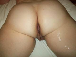 Some spanky, spanky for those sexy sweet cheeks, then a very erotic good crazy deep licking only to be followed by a good slow anal fucking with hot cream filling!